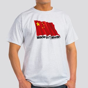 China, Made In Taiwan Light T-Shirt
