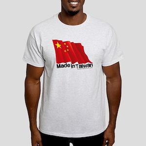 China, Made In Taiwan Light T-Shirt