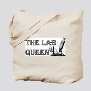 THE LAB QUEEN Tote Bag