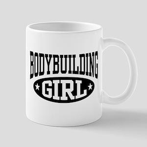 Bodybuilding Girl Mug