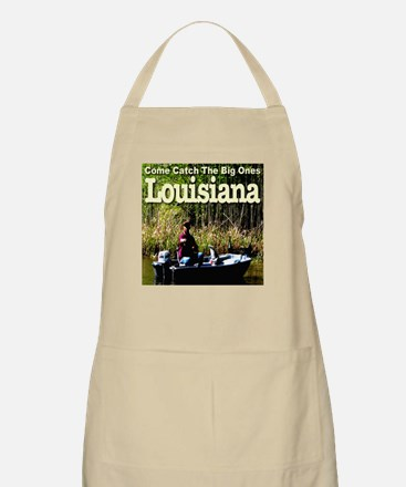 Louisiana Fisherman Apron