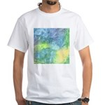 Undersea Luminescence White T-Shirt