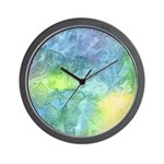 Undersea Luminescence Wall Clock