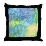 Undersea Luminescence Throw Pillow