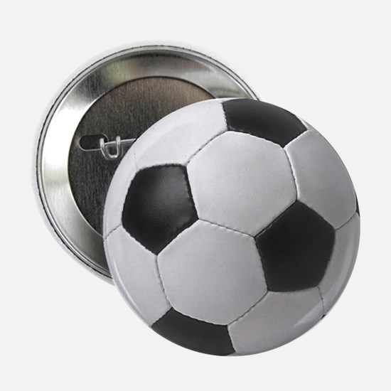 """Cute Soccer player 2.25"""" Button (100 pack)"""