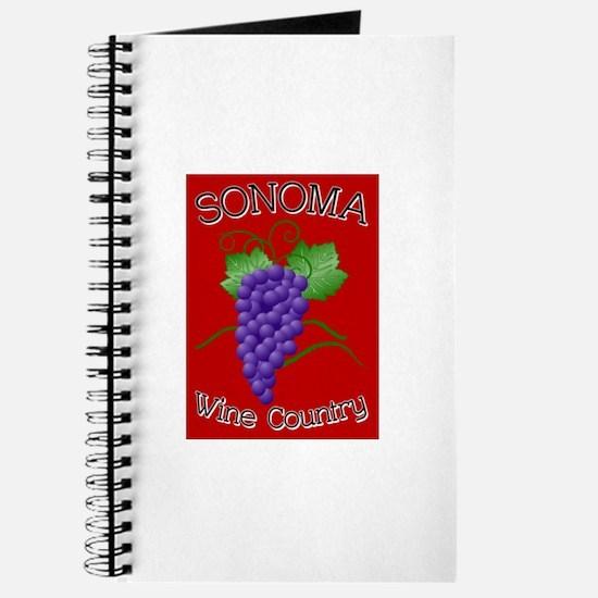 Funny Sonoma Journal