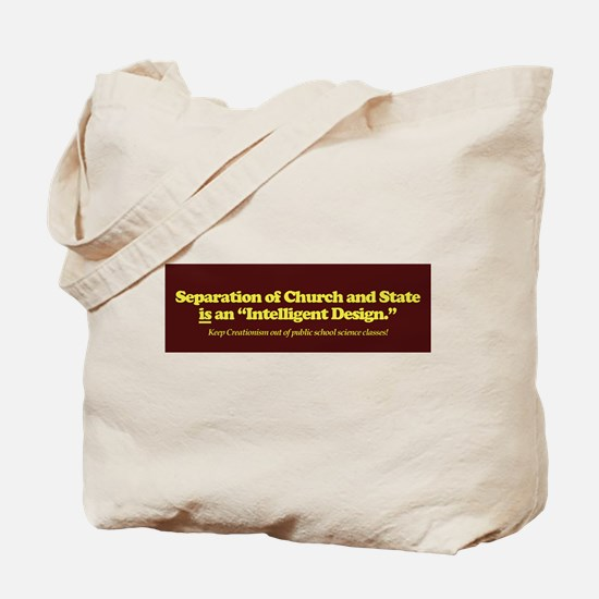 Separation Is ID Tote Bag