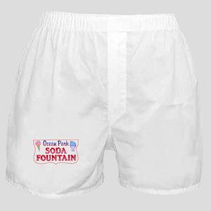 Ocean Park Soda Fountain Boxer Shorts