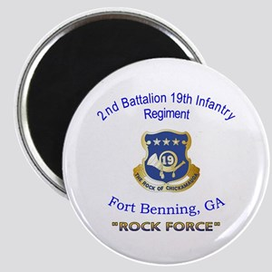 2nd Bn 19th Inf Reg Magnet