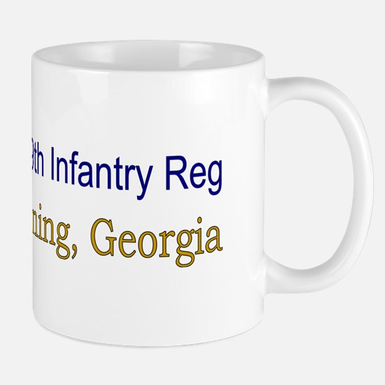 2nd Bn 19th Inf Reg Mug