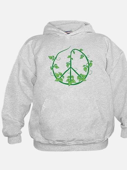 Green Peace Hoody