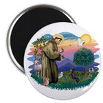 St Francis #2/ Manchester T Magnet