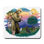 St Francis #2/ Manchester T Mousepad