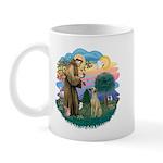 St Francis #2/ Sloughi Mug
