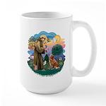 St Francis #2/ Novia Scotia Duck Large Mug
