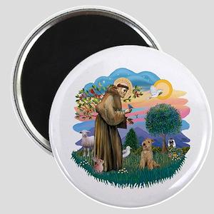 St Francis #2/ Lakeland T Magnet