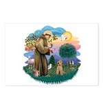St Francis #2/ Lakeland T Postcards (Package of 8)