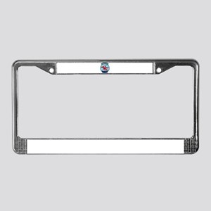 RVAH-3 License Plate Frame