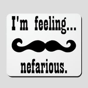 Nefarious Mousepad