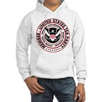 Tea Party Hooded Sweatshirt