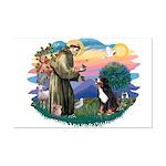 St Francis #2/ BMD Mini Poster Print