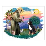 St Francis #2/ BMD Small Poster