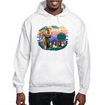 St Francis #2/ Cavaliers Hooded Sweatshirt