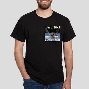 Jet Ski America Dark T-Shirt