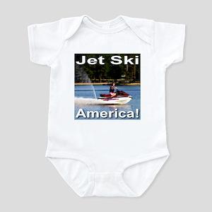 Jet Ski America Infant Bodysuit