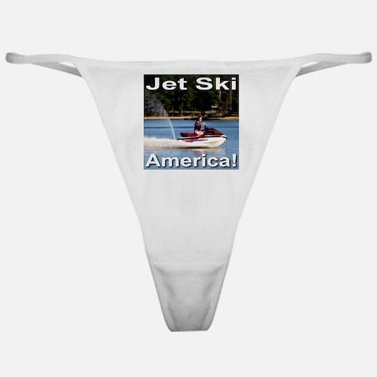 Jet Ski America Classic Thong
