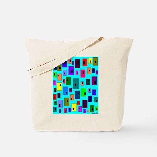 Colorful Festive Tote Bag