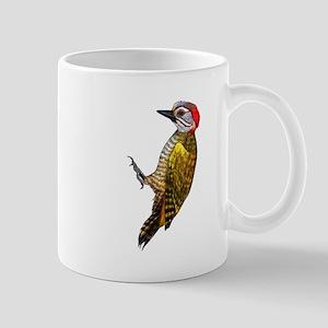 Little Woodpecker Mug
