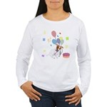 JRT Happy Birthday Gifts Women's Long Sleeve T-Shi