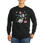 JRT Happy Birthday Gifts Long Sleeve Dark T-Shirt
