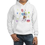 JRT Happy Birthday Gifts Hooded Sweatshirt
