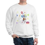 JRT Happy Birthday Gifts Sweatshirt