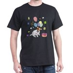 JRT Happy Birthday Gifts Dark T-Shirt