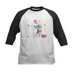JRT Happy Birthday Gifts Kids Baseball Jersey