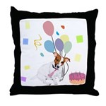 JRT Happy Birthday Gifts Throw Pillow
