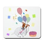 JRT Happy Birthday Gifts Mousepad
