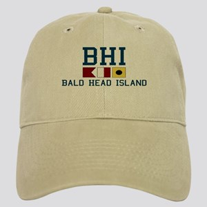 Bald Head Island NC - Nautical Design Cap