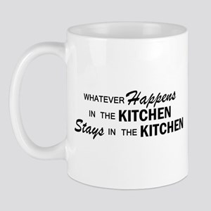 Whatever Happens - Kitchen Mug