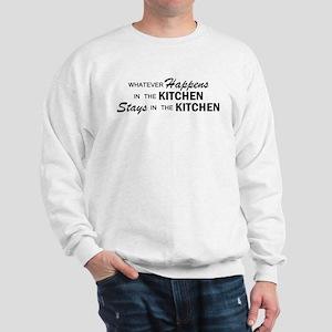 Whatever Happens - Kitchen Sweatshirt
