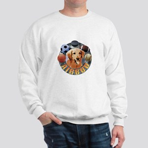 Air Bud Logo Sweatshirt