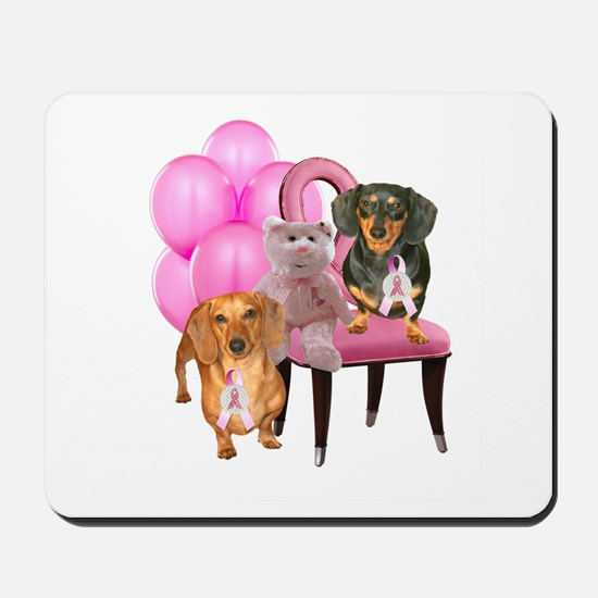 Cure Doxies Mousepad