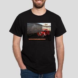 Los Cruceros Brooklyn NY Dark T-Shirt