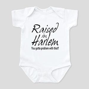 Harlem, new york Infant Bodysuit