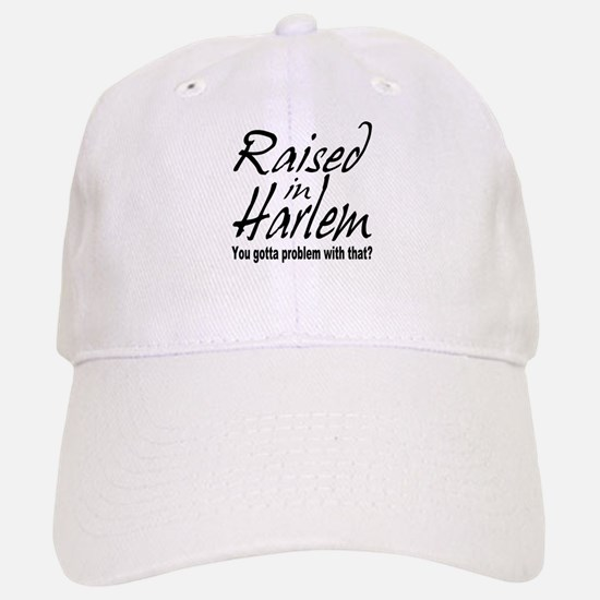 Harlem, new york Baseball Baseball Cap