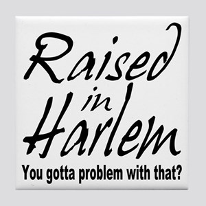 Harlem, new york Tile Coaster