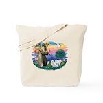 St Francis #2/ Am Eskimo (2) Tote Bag